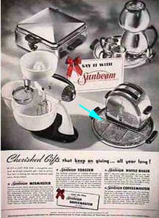 Presentation Sets for Sunbeam Appliances