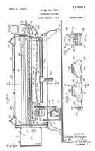 Toast-O-Lator Patent 1,473,213 Chaindrive Commercial Model