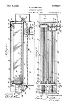 Toast-O-Lator Patent 1,560,220 Two-Track Commercial Model