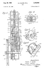 Mr. Machine Patent 3,050,900