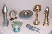 Ray's Collection of Duro-Mold and Vacumet Banks