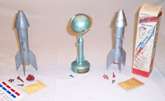Mint Condition Berzac Rocket Banks