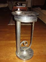 Art Deco Smoking Stand