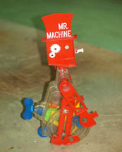 Mr. Machine Toy