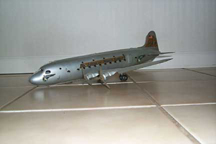 The Marx Pan-Am DC-4