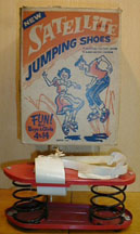 1950s Satellite Jumping Shoes