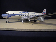 The Marx Pan-Am DC-4 with Marx Air-Stairs