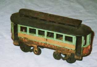 Cast Iron Trolley