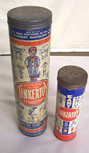 1920s Vintage Tinker Toy Sets