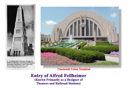 Fellheimer entry in Trib Tower Contest