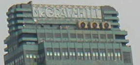 Crown of the McGraw-Hill Building