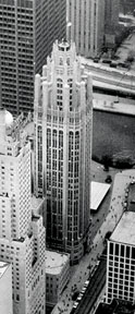 Chicago Tribune Tower Contest