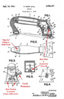 American Beauty Interior Handle Patent 2,256,147