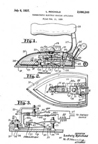 Durabilt-Winstead  Iron Patent No. 2,066,240