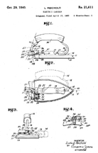Durabilt Patent No. RE 21,611