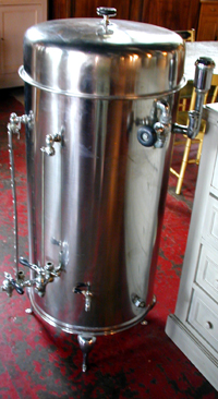 The Filtrator Coffee Urn