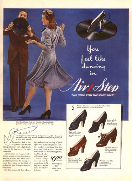 Air Step Shoes