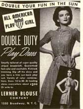 Double Duty Play Dress from Lerner Blouses