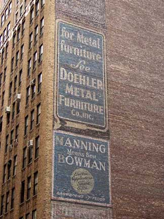 Signs on 192 Lexington Ave