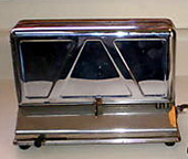 Edicraft Clamshell Toaster