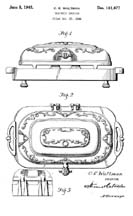 Holliwood Broiler Patent D-141,477