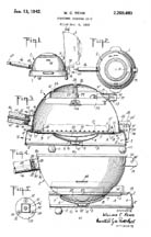 Manning Bowman Broiler Patent No. 2,269,480