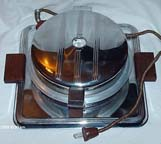 Manning Bowman Single Waffle Iron Variant with Square Tray