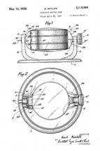 Karl Ratliff Patent No. 2,116,688 for the Twinover