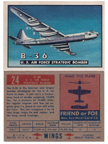 Card 024 of the Wings Friend or Foe series  The Martin AM-1 Mauler